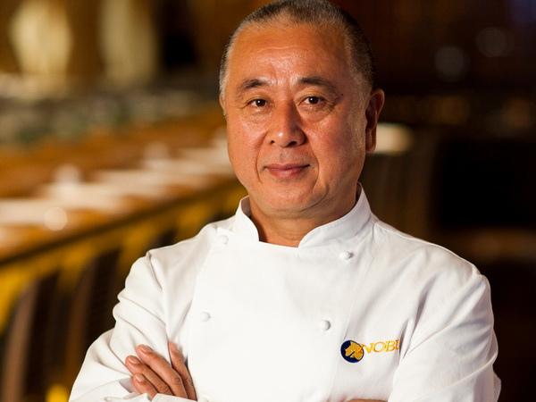 Nobu餐廳行政總廚松久信幸是全世界最知名的「和食之神」