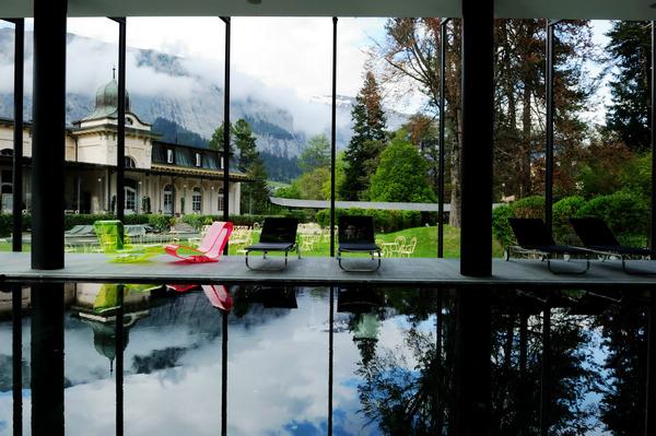 獲獎風光帶動買氣《年輕氣盛》五星級「場景」Waldhaus Flims溫泉酒店以13億高價賣出