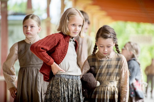 童星莉莎克佩爾(Liisa Koppel)演出《擊劍大師》腿部肌肉當場撕裂,但她依然負傷演出