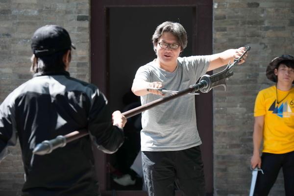 台北、北京兩地搶人《師父》導演徐浩峰來台行程一度生變