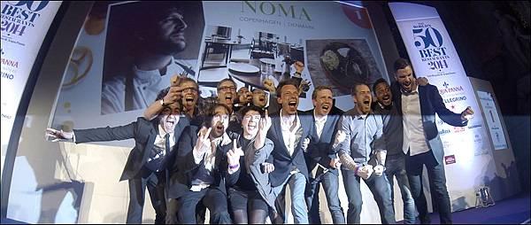 電影《諾瑪:米其林風暴》諾瑪餐廳曾4次奪下世界TOP50最佳餐廳冠軍,主廚雷奈瑞哲彼卻否定最佳餐廳定義