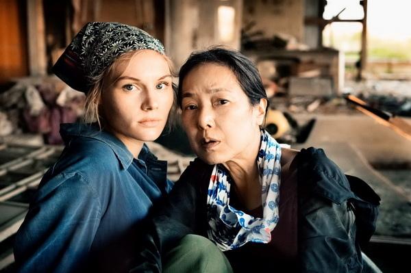 日本與德國兩位影后桃井薰及羅莎莉托馬斯(Rosalie Thomass)共同主演,兩人爽快演出《春風捎來的問候》