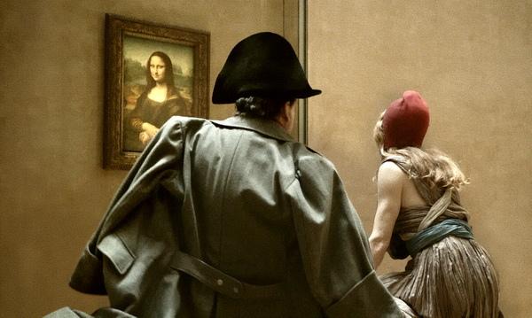 蒙娜麗莎、維納斯躲戰火《攻佔羅浮宮》鎮館三寶連夜逃出巴黎
