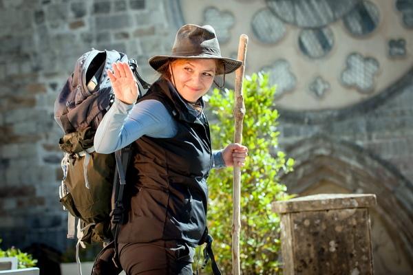 影后瑪蒂娜健行朝聖《我出去一下》挑戰800公里慾望人生