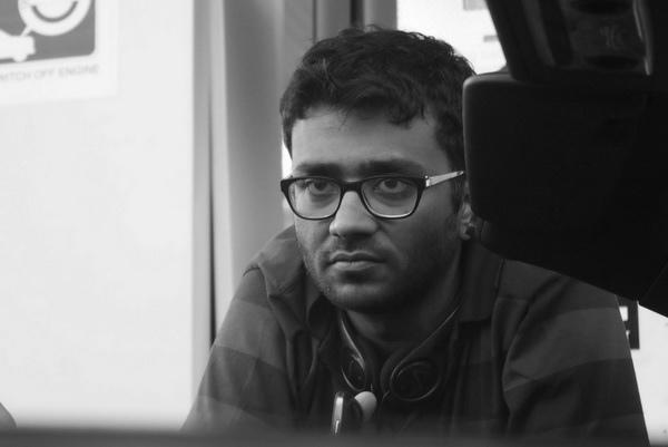導演Sudhanshu Saria