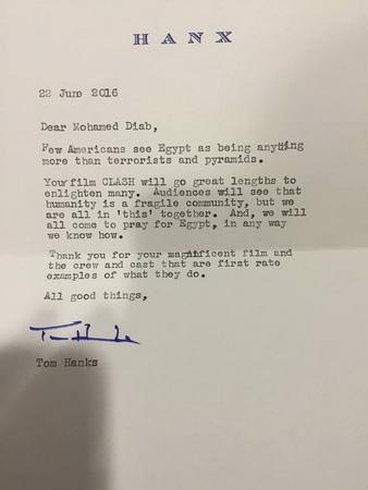 湯姆漢克斯致信感謝導演《最高衝擊》戲院高喊像中樂透