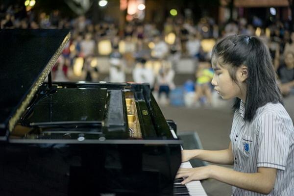 電影《琴鍵上的奇蹟》是導演任成國費時五年拍攝完成的新作,將生來失明的女孩藝恩如何走出困境,重新踏上音樂之路的感動歷程完整呈現