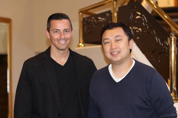 Curtis Duffy & Kevin Pang