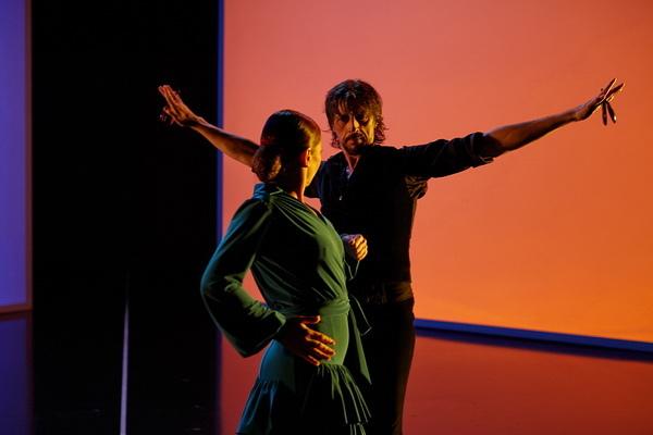 「霍塔之神」與當今身價最高的佛朗明哥女舞者莎拉巴拉斯(Sara Baras)《超越佛朗明哥》舞力對決