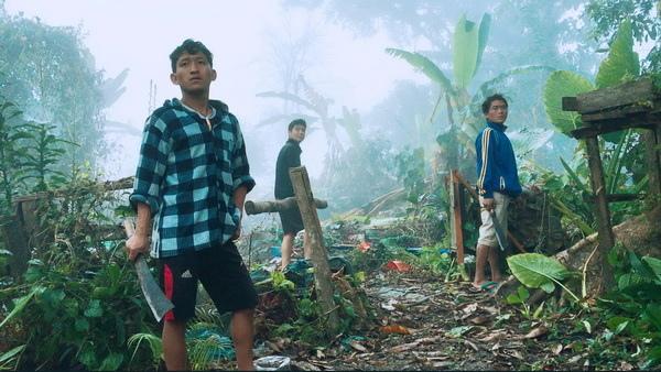 李永超拍攝《血琥珀》親身體驗那種枕戈寢甲、朝不保夕的生活 電影入選瑞士盧卡諾影展