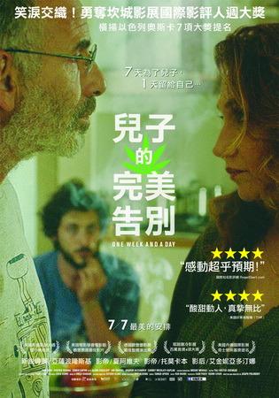 兒子的完美告別 中文海報