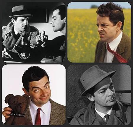 Le Doulos et Mr. Bean