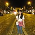 巴黎的凱旋門
