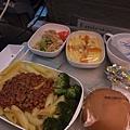 阿聯酋航空的飛機餐
