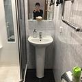 Anabel旅館的浴室