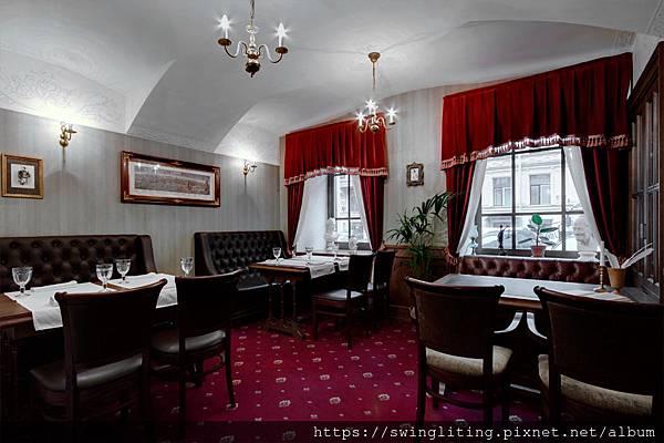 Gogol餐廳內部