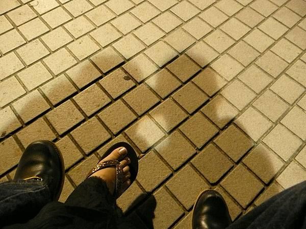 2008/08/21 微風外的廣場