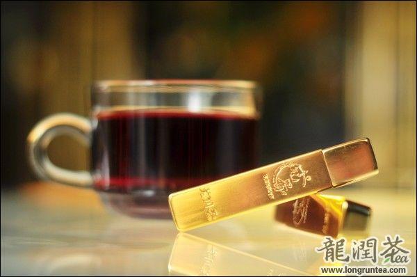 分享 龍潤境界普洱茶珍|普洱茶