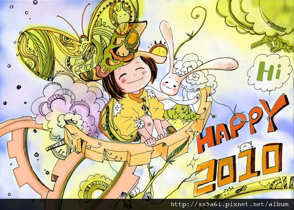 HAPPY!2010!