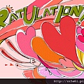 Gratulation!