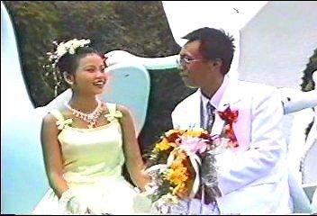 結婚照越南蓮潭
