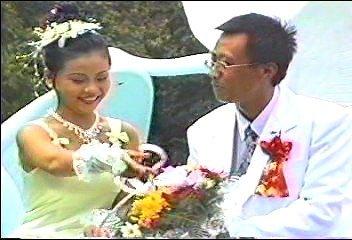 結婚照蓮潭公園