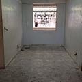 飯廳磁磚拆除