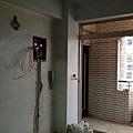 更換新水電管路線