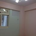 書房燈飾油漆氣密窗完工