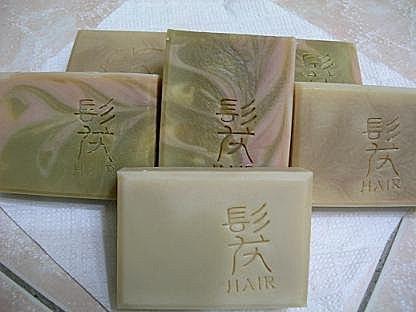 迷迭香薄荷洗髮皂