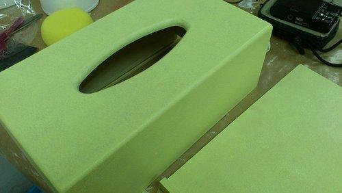 木質面紙盒