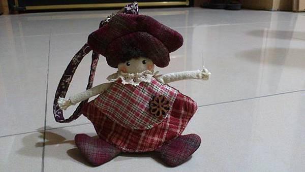 娃娃零錢包