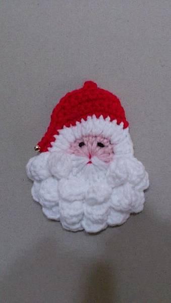 聖誕老公公裝飾片