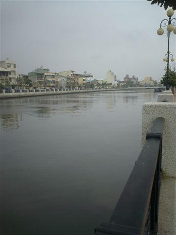 台南的河口