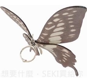 蝴蝶戒指全-背面