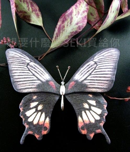 蝴蝶胸針-2