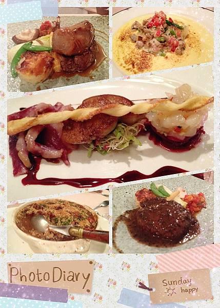 L'appetit la Cuisine Francaise