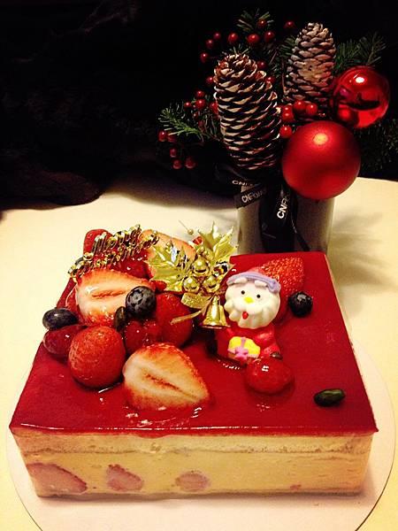 LeRuban聖誕蛋糕