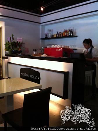 櫃台&飲料料理區