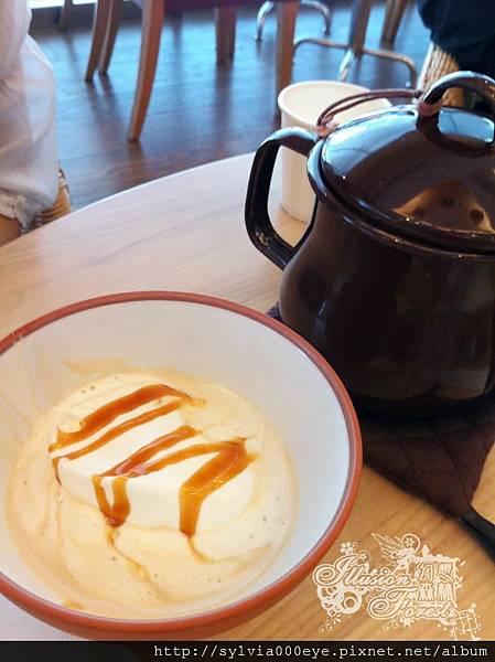 印度焦糖奶茶(熱)