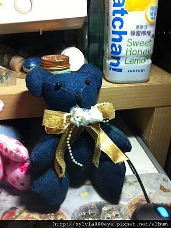 牛仔泰迪熊
