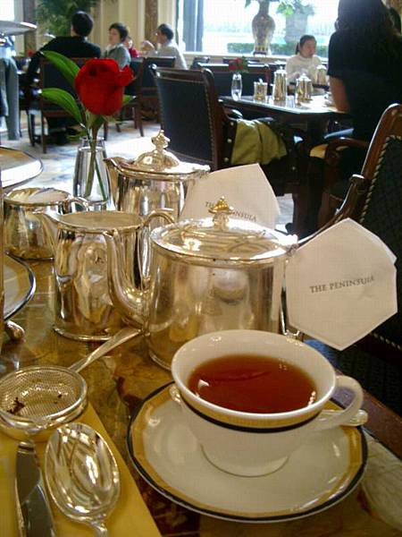 20050402_10半島酒店下午茶茶壺