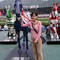20050403_08假裝牽馬