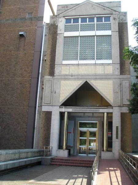 總合博物館門口外觀