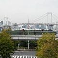 彩虹大橋&東京鐵塔