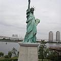 法國贈送的自由女神像