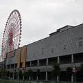 旁邊就是很大的Shopping Mall:Venus Fort