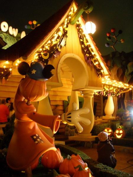 Mickey的家