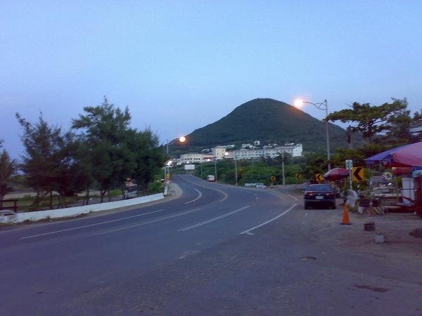 凌晨五點的歐克山莊