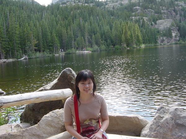 Bear lake 熊湖